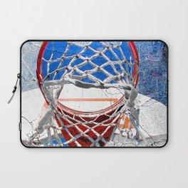 Contemporary basketball 3 Laptop Sleeve