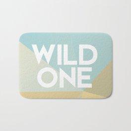 Wild One Bath Mat
