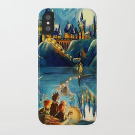 Magic at First Sight iPhone Case