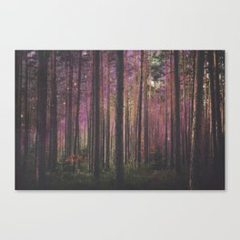 COSMIC FOREST UNIVERSE Canvas Print