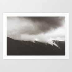 silence beckons 02 Art Print