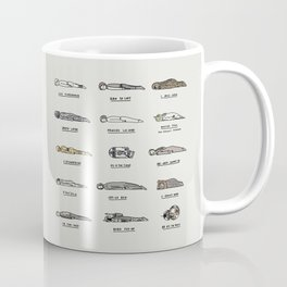 Star Bored Coffee Mug