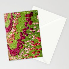 Tulip Field Stationery Cards