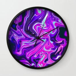 BLACKLIGHT Wall Clock