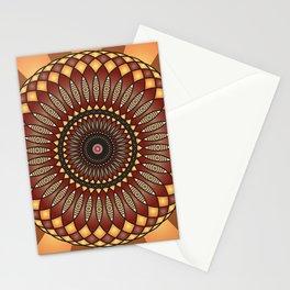 Inspiration Mandala - מנדלה השראה Stationery Cards