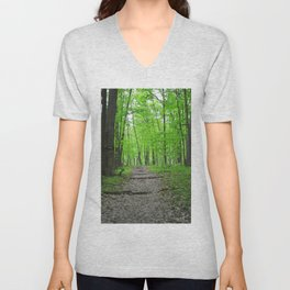 Trail Unisex V-Neck