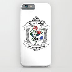 Named after an amphibian iPhone 6s Slim Case