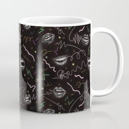 Speech Signals by Chrissy Curtin Coffee Mug