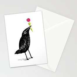 Caw Blimey Stationery Cards