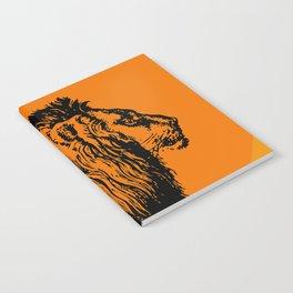 Iron Lion Zion Notebook