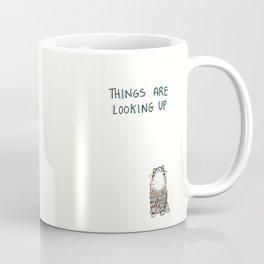 Optimisticat Coffee Mug