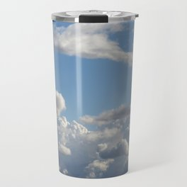 Just Clouds Travel Mug