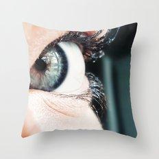 Eye 3 Throw Pillow