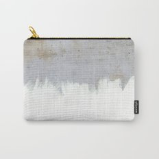 Painting on Raw Concrete Carry-All Pouch