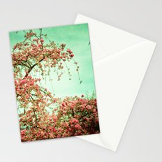 Flowers Touch the Sky Stationery Cards