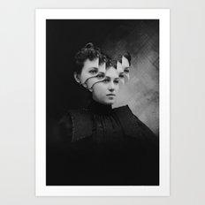 Sighted (2016) Art Print