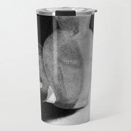 Vase with Sphere Travel Mug
