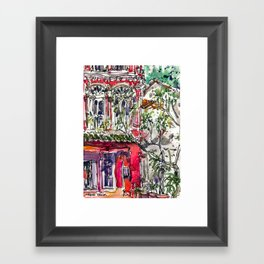 20150530 (SG50) Duxton Hill Framed Art Print