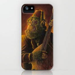 Frankie iPhone Case