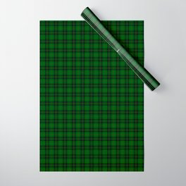 Forbes Tartan Wrapping Paper