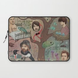 The King Of Limbs Laptop Sleeve