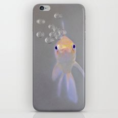 You looking at me, fishy?  iPhone & iPod Skin