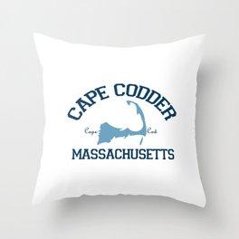 Cape Cod, Massachusetts Throw Pillow
