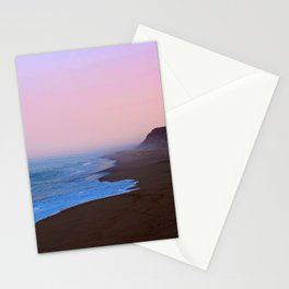 Mist and Sand Stationery Cards