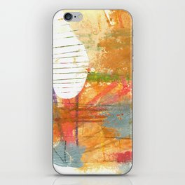 XYZ 32 iPhone Skin