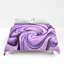 Swirl (NEON PINK) Comforters