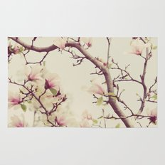 Blossoms and Branches Rug