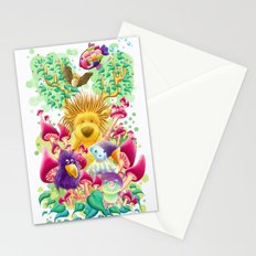 The guardian of nature Stationery Cards