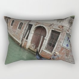 THIS MUST BE THE PLACE: VENICE Rectangular Pillow