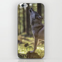 Howler iPhone Skin