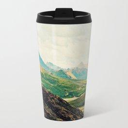 Denali Mountains Travel Mug