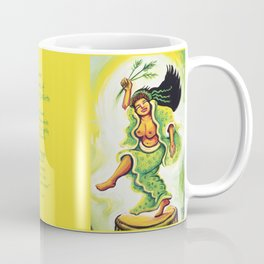 Uzume Goddess of Laughter & Mirth Coffee Mug