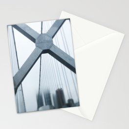 City in the Clouds- San Francisco  Stationery Cards