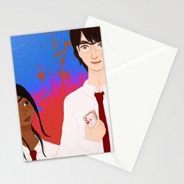 Sophia and Joshua Stationery Cards