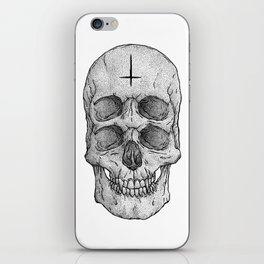 Skull II iPhone Skin
