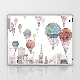 Voyages Over San Francisco ~ Refresh Laptop & iPad Skin