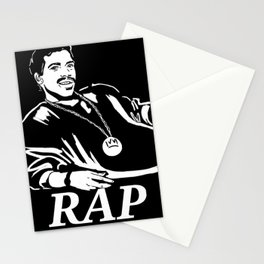 "Kurtis Blow ""The Breaks""  Stationery Cards"