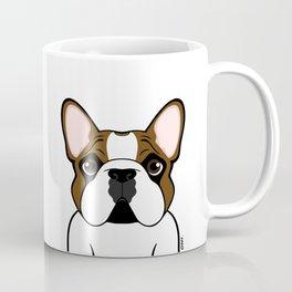 Frenchie - Fawn Pied Coffee Mug