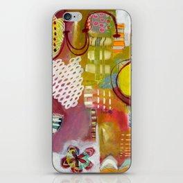 Jellyfish Garden iPhone Skin