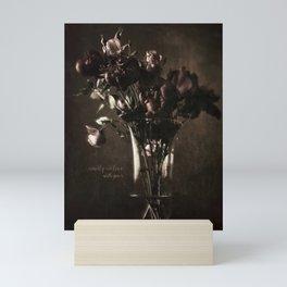 madly in love Mini Art Print