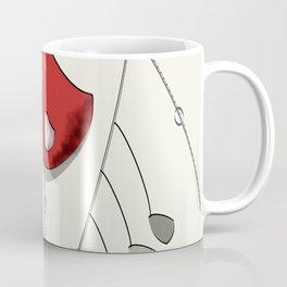 Atomic Kientic Mobile Coffee Mug