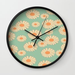 marguerite-105 Wall Clock
