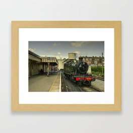 Goliath at Paignton  Framed Art Print