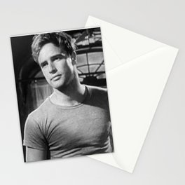 Marlon Brando, 1951 Stationery Cards