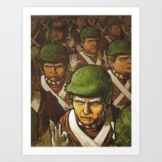 Troompa Loompa Art Print