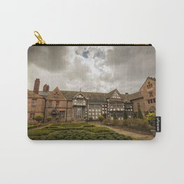 Cloudy Spring Day in an Old English Yard Carry-All Pouch